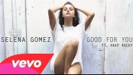 Selena Gomez & A$AP Rocky - Good For You (Audio)